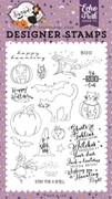 Ghosts and Goblins Stamps