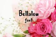 Bellalou Font