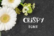 Crispy Font