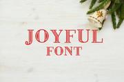 Joyful Font