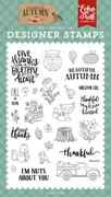 Nuts About You Stamp