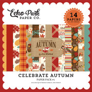 Celebrate Autumn Paper Pack #1