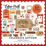 Celebrate Autumn Element Pack #3