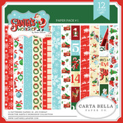 Santa's Workshop Paper Pack #1
