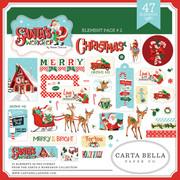 Santa's Workshop Element Pack #2