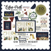 Oh Holy Night Element Pack #1
