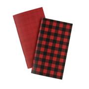 Red Buffalo Travelers Notebook Insert - Daily Calendar