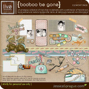 Booboo Be Gone - Element Pack