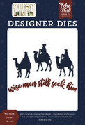 Wise Men & Phrase Die Set