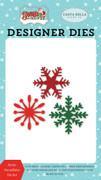 Santa Snowflake Die Set