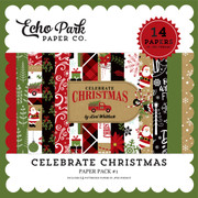 Celebrate Christmas Paper Pack #1