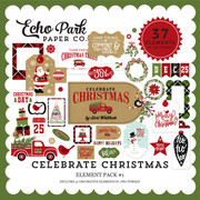 Celebrate Christmas Element Pack #1
