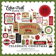 Celebrate Christmas Element Pack #2