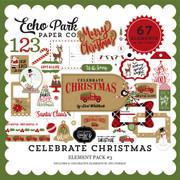 Celebrate Christmas Element Pack #3