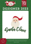 Jolly Santa Claus Die Set