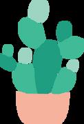 Cactus #4 SVG Cut File