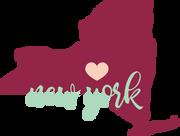 New York State SVG Cut File