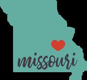 Missouri State SVG Cut File