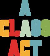 A Class Act SVG Cut File