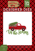 Tis the Season Truck Die Set