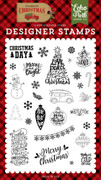 Christmas Day Stamp