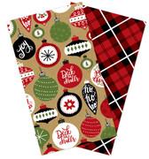 Celebrate Christmas Travelers Notebook Insert - Blank
