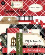 Christmas Frames & Tags Ephemera