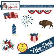 Celebrate America Print & Cut Files #2