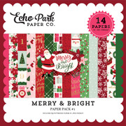 Merry & Bright Paper Pack #1