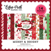 Merry & Bright Paper Pack #2