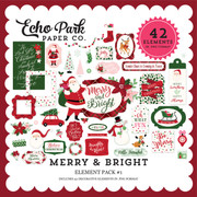 Merry & Bright Element Pack #1