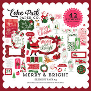 Merry & Bright Element Pack #3