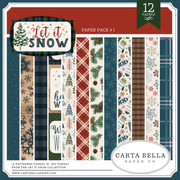Let It Snow Paper Pack #1