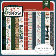 Let It Snow Paper Pack #2
