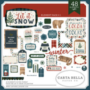 Let It Snow Element Pack #1