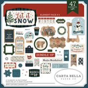 Let It Snow Element Pack #3