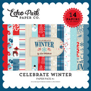 Celebrate Winter Paper Pack #1