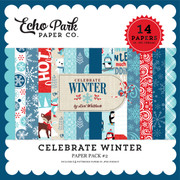 Celebrate Winter Paper Pack #2