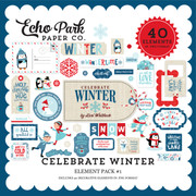 Celebrate Winter Element Pack #1