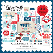 Celebrate Winter Element Pack #2