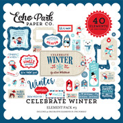 Celebrate Winter Element Pack #3