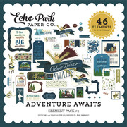 Adventure Awaits Element Pack #2