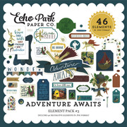 Adventure Awaits Element Pack #3
