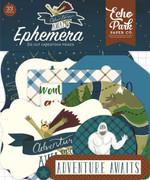 Adventure Awaits Ephemera