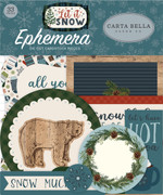Let It Snow Ephemera