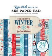 Celebrate Winter 6x6 Paper Pad