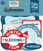 Celebrate Winter Ephemera