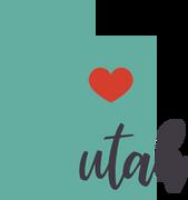 Utah State SVG Cut File