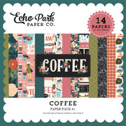 Coffee Paper Pack #1