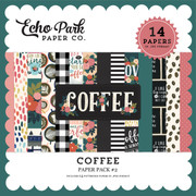 Coffee Paper Pack #2